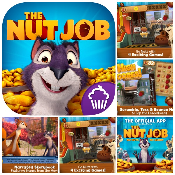 The Nut Job App