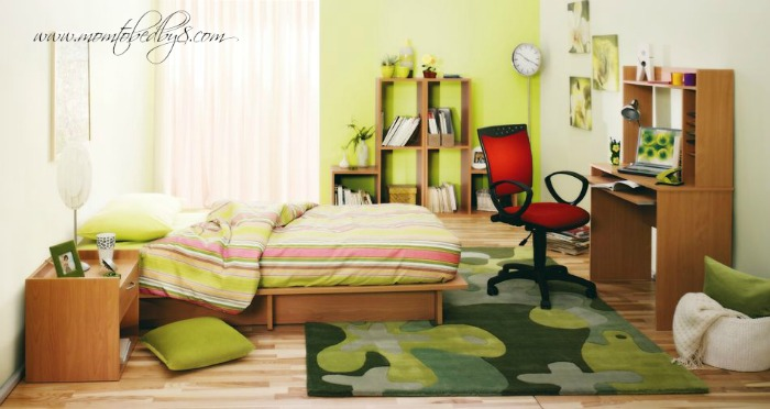 Tips for keeping your Child's Room Tidy