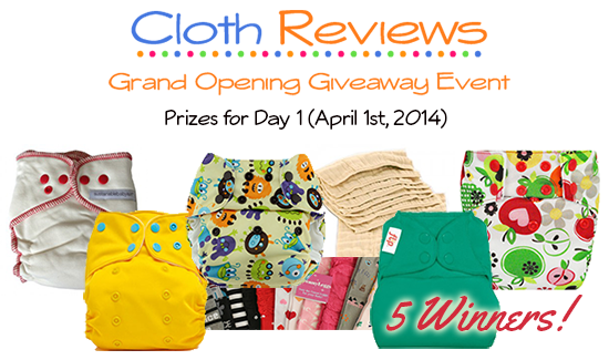 Lalabye Baby, Moraki, Blueberry Simplex, Flip and Sustainablebabyish Cloth Diaper Giveaway #24Flash