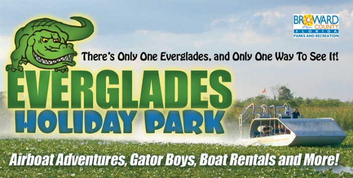 Everglades Holiday Park ~ Home of the Gator Boys