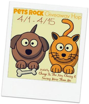 $50 PetSmart Gift Card Sweepstakes #petsrock