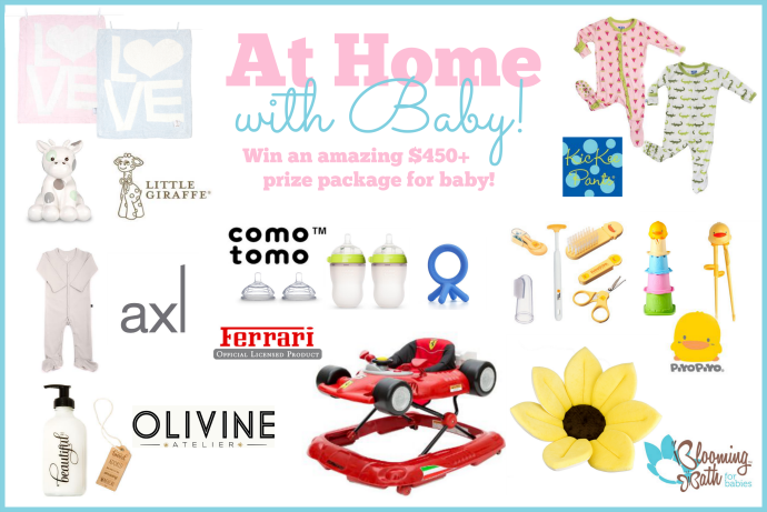 """At Home With Baby"" Giveaway"