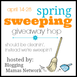 $100 Target Gift Card Giveaway #SpringSweeping