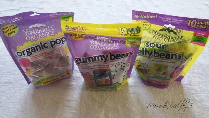 YumEarth Organics Candy Giveaway