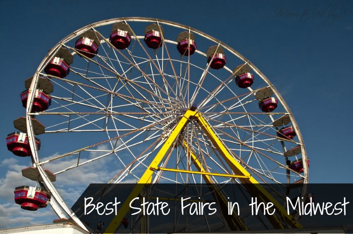 Best State Fairs in the Midwest