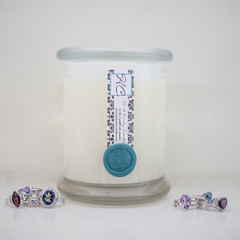 """Hard Candy Candles "" Real Jewelry Candle Giveaway"