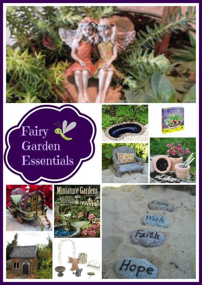 DYI Project: Fairy Garden