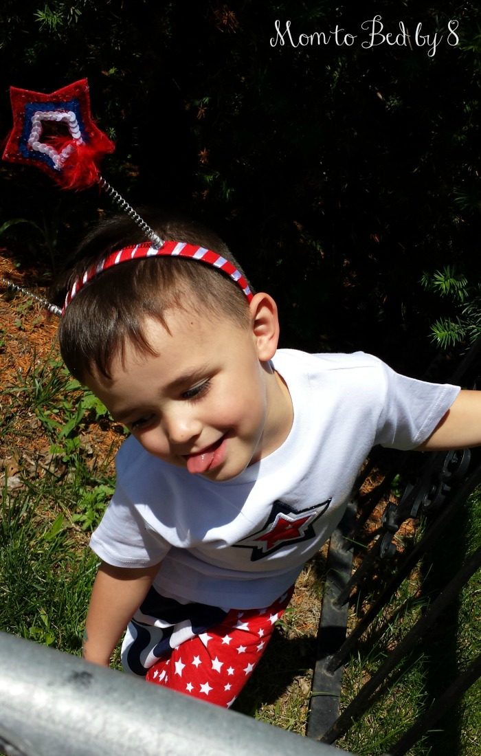 Lolly Wolly Doodle July 4 Photoshoot 2