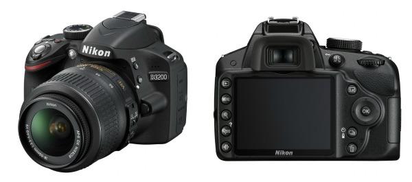 Nikon D300 24.2 MP DSLR camera