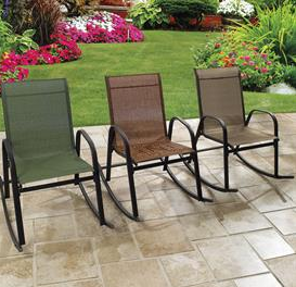 Extra Wide Outdoor Rocking Chair Giveaway