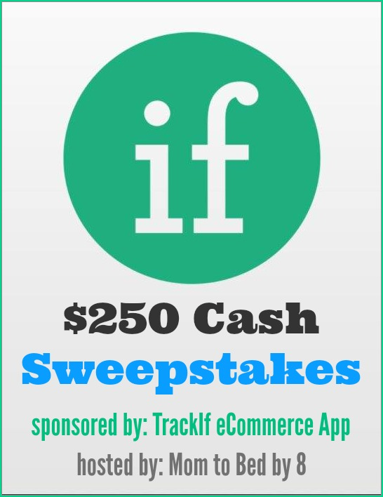 Track Your Favorite Stores with the TrackIf App! + $250 Cash Giveaway