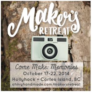 2014 Maker's Retreat