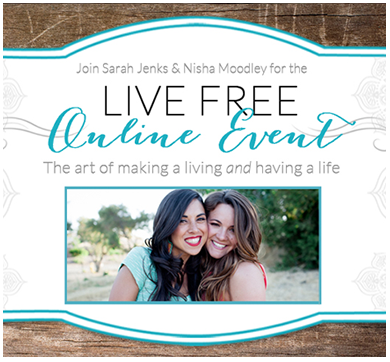 Live Free Online Event