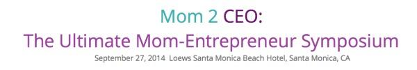 Mom 2 CEO