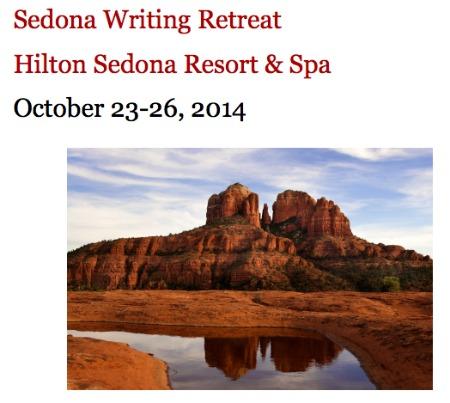 Pam Slim & Betsy Rapport's Sedona Writers Retreat