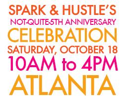 Spark and Hustle's Fall Celebration