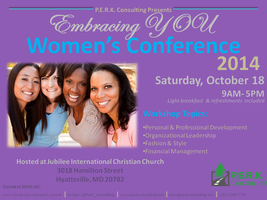Embracing You Women's Conference