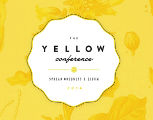 the yellow conference