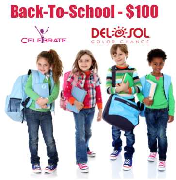 delsol back to school giftcard