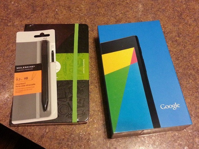 Why We Went With The Nexus 7 Tablet 16GB