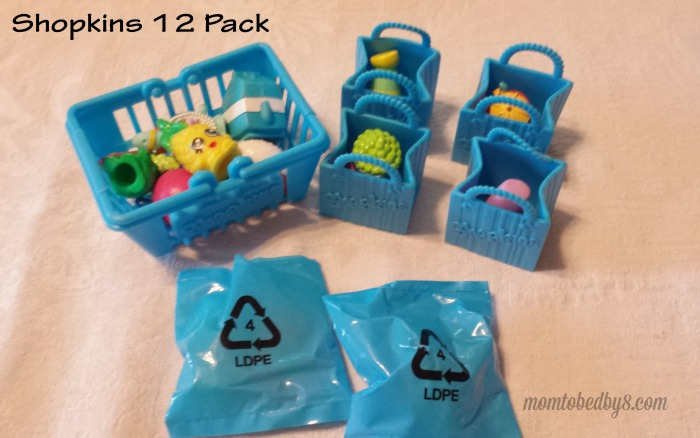 Shopkins 12 Pack