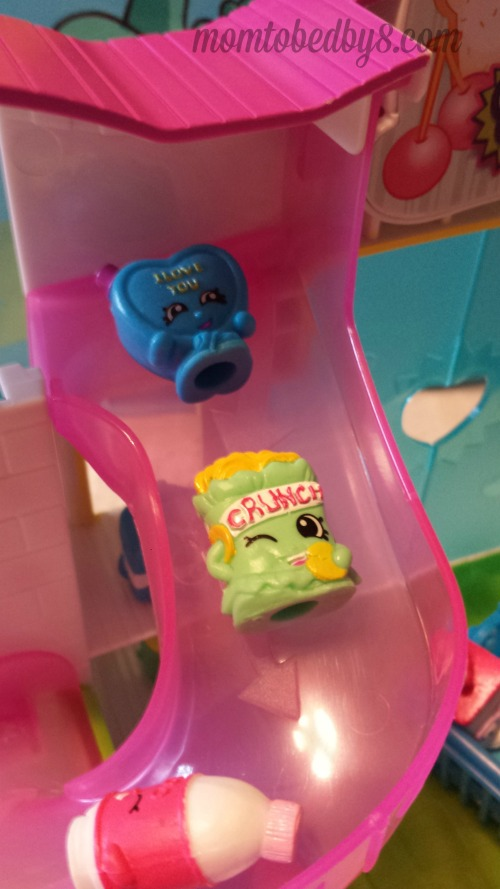 Shopkins Down the Shoot