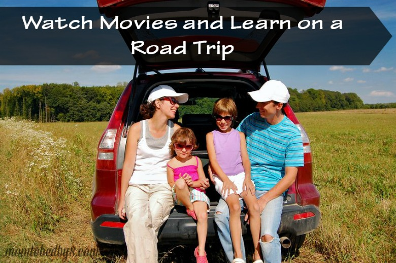 Watch Movies and Learn on a Road Trip