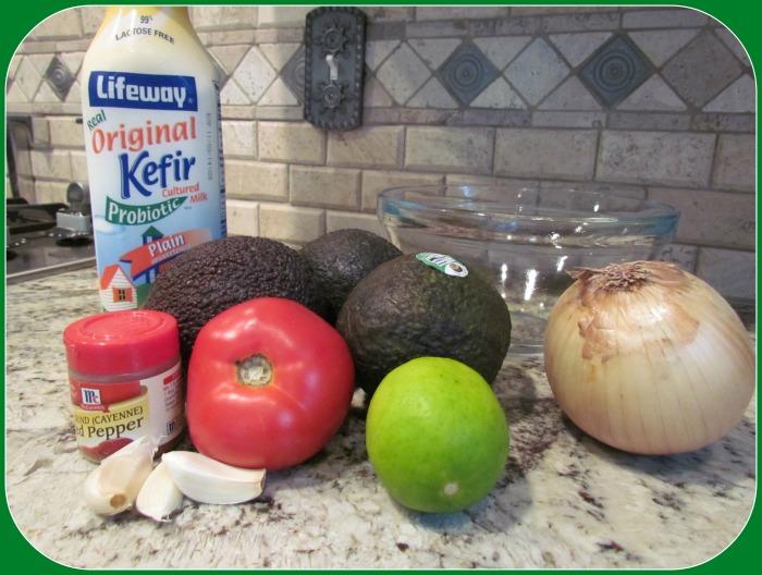 how to make creamy kefir