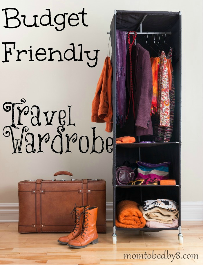 Budget Friendly Travel Wardrobe