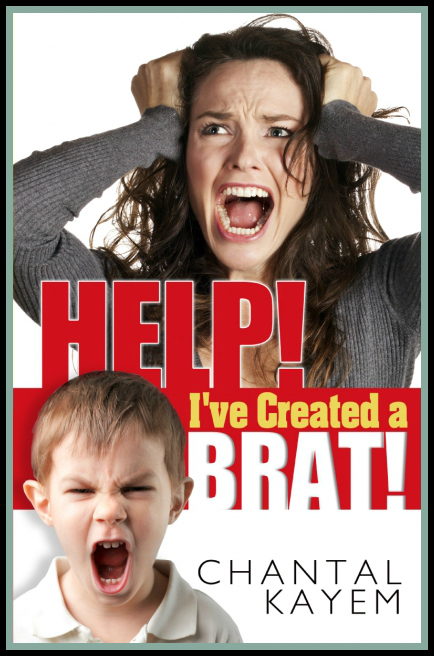 Help! I've Created a Brat! Review & Giveaway