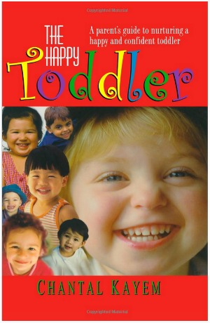 The Happy Toddler: A Book Review & Giveaway