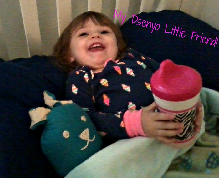 Dsenyo's Little Friends Review & Giveaway
