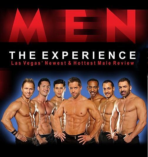 Vegas Travel: Men the Experience