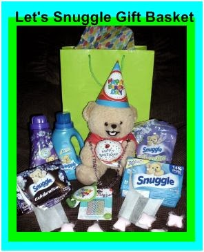 Let's Snuggle Gift Basket Giveaway