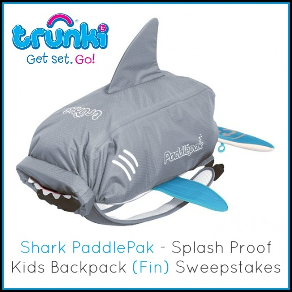 Shark PaddlePak Giveaway