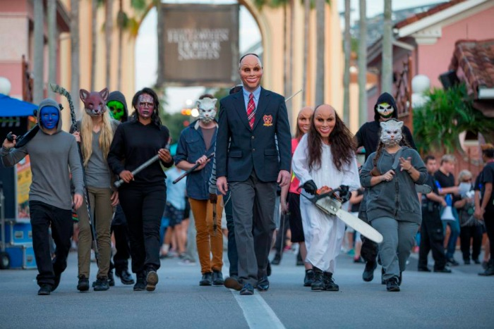 Be Haunted By The Best Horror Films At Universal Studios This Halloween!