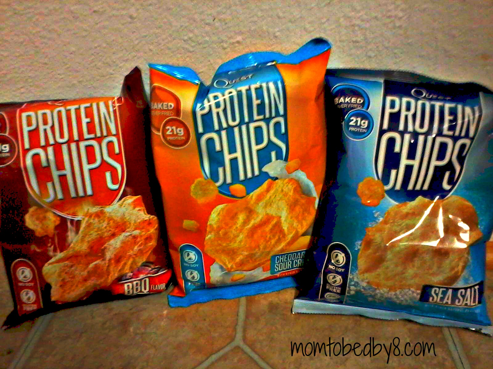 Grabbing a snack? Try Quest Protein Chips.