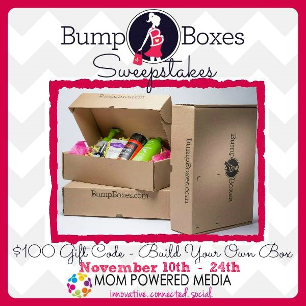 BUMP Boxes Giveaway