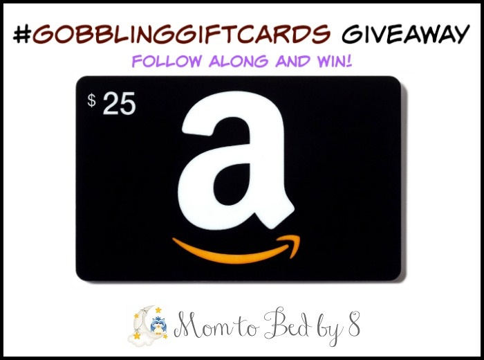 #GobblingGiftCards Amazon
