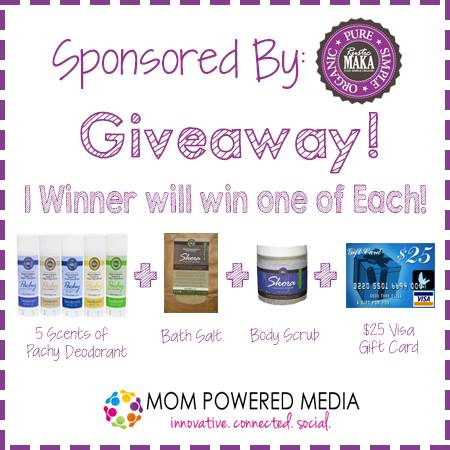 Pachy Giveaway