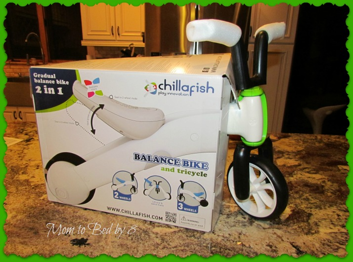 Chillafish Bunzi Balance Bike Review & Giveaway