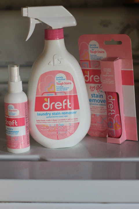 Spot Free for the Baby Years and Beyond with Dreft!