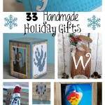 33 Handmade Holiday Gifts