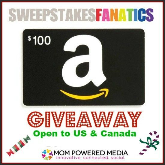 SweepstakesFanatics Amazon Gift Card Giveaway
