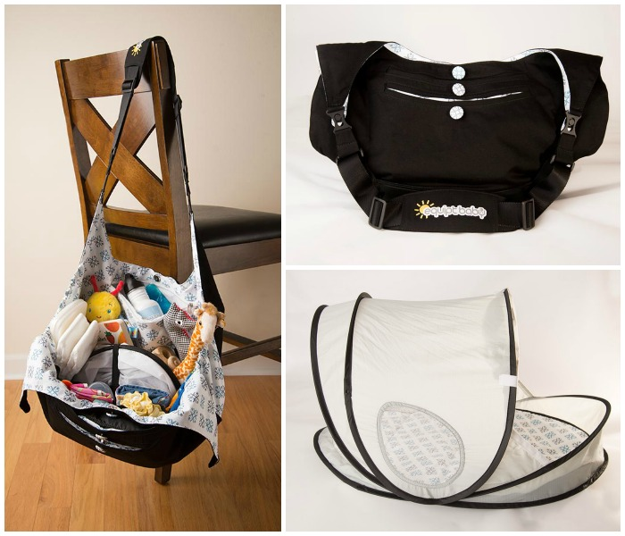 EquiptBaby is the ultimate diaper bag for parents on the go! Giveaway