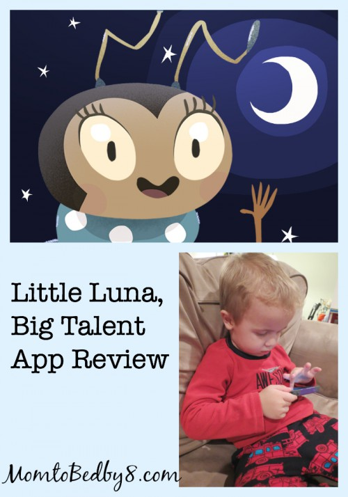 """Little Luna – Big Talent"" App Review"