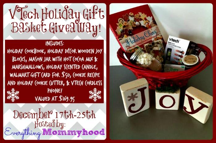 VTech $170 Gift Basket Giveaway
