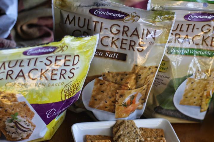 Crunchmaster Multi-Grain Crackers Review