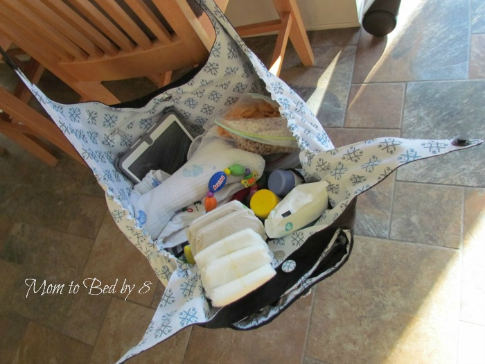EquiptBaby: A Fantastic Diaper Bag Solution for Moms on the Go