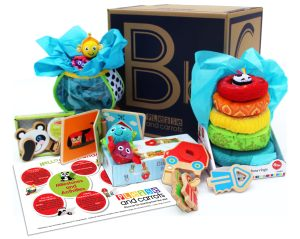 Please and Carrots is the ideal boutique subscription box for children's toys!